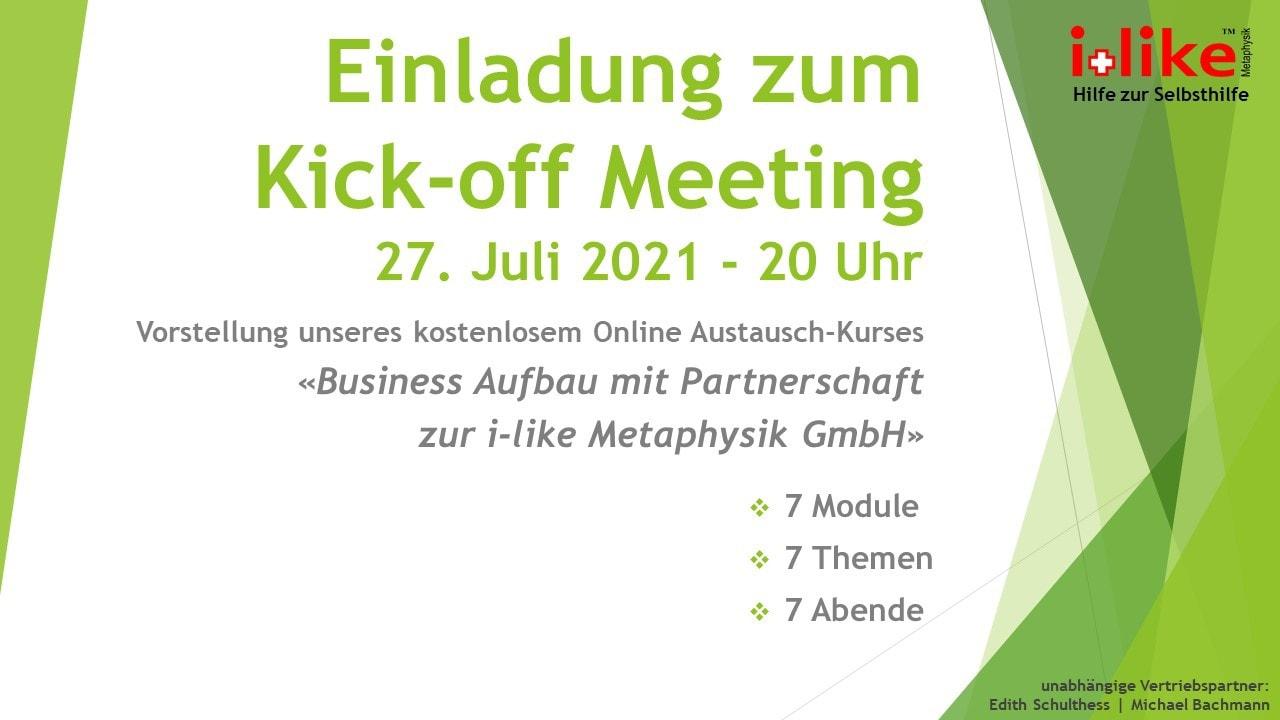 2021 Einladung Kick-off Business Workshop