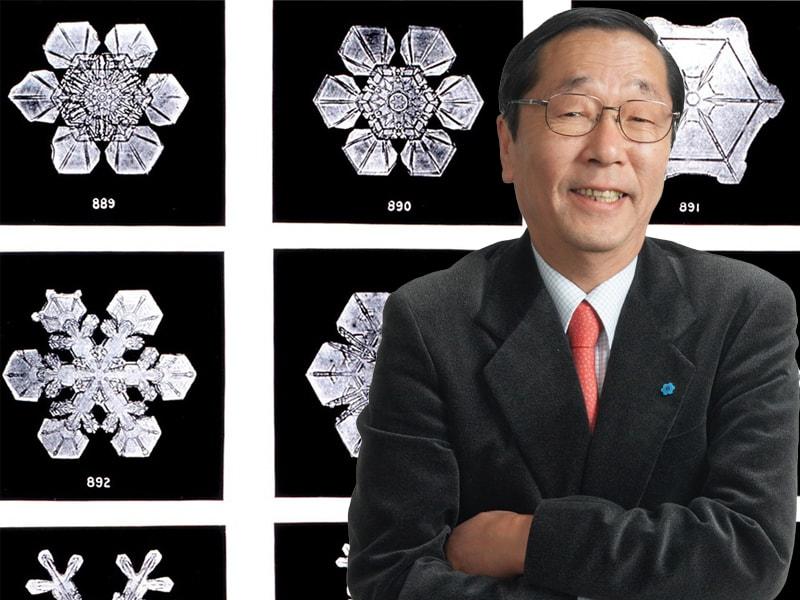 Wasser-Kristall-Untersuchung nach Dr. Masaru Emoto