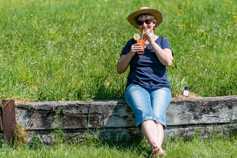 Gutfuehlen mit Vitamin C und D Drink der schmeckt