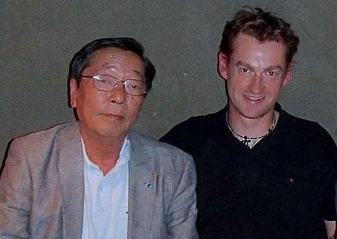 Rasmus Gaupp-Berghausen und Dr. Masaru Emoto